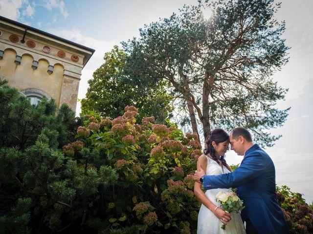 Il matrimonio di Lorenzo e Claudia a Cernusco sul Naviglio, Milano 122