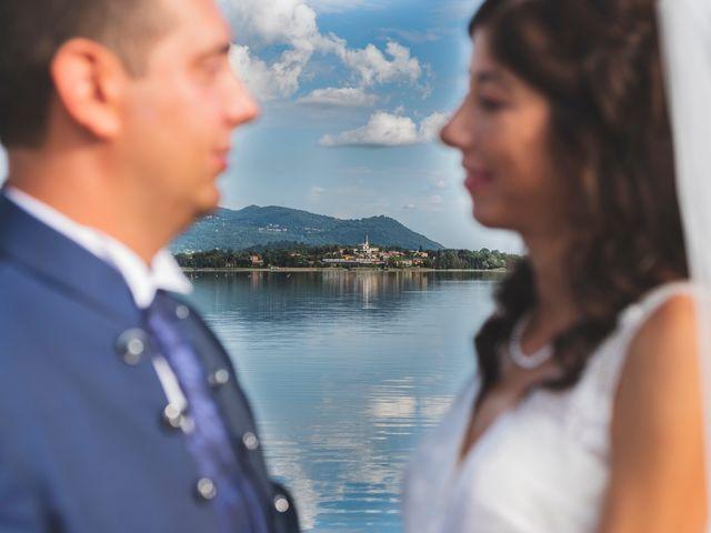 Il matrimonio di Lorenzo e Claudia a Cernusco sul Naviglio, Milano 124