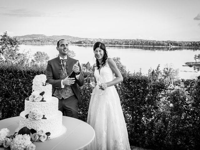 Il matrimonio di Lorenzo e Claudia a Cernusco sul Naviglio, Milano 139