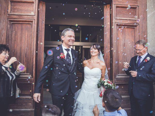 Le nozze di Elisabetta e Armando
