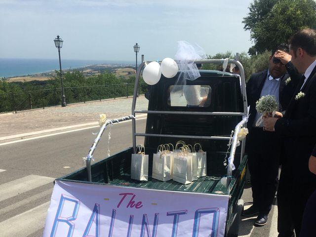 Il matrimonio di Pasquale e Gisella a Petacciato, Campobasso 8