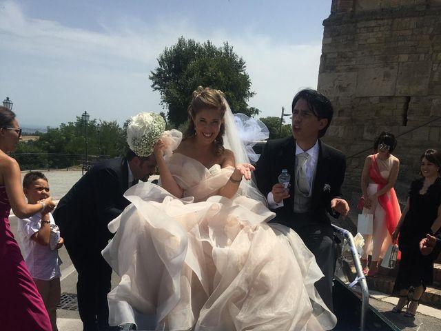 Il matrimonio di Pasquale e Gisella a Petacciato, Campobasso 11