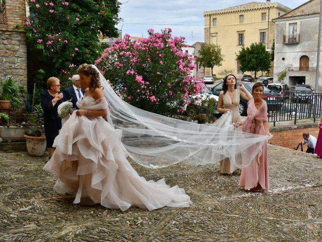 Il matrimonio di Pasquale e Gisella a Petacciato, Campobasso 35