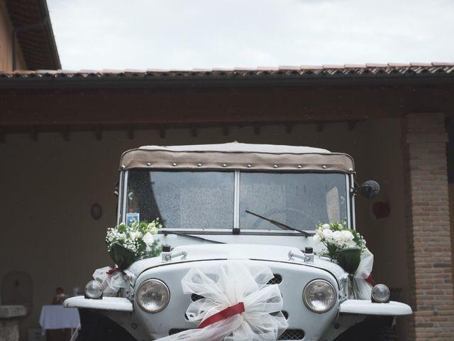Il matrimonio di Fabrizio e Laura a Erbusco, Brescia 14