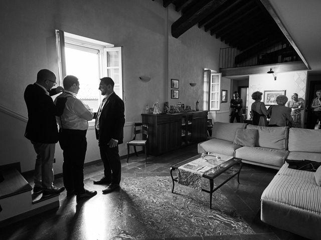 Il matrimonio di Fabrizio e Laura a Erbusco, Brescia 16