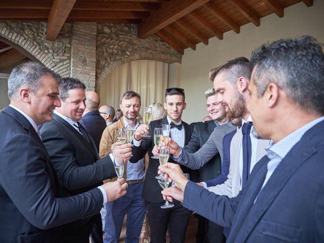 Il matrimonio di Fabrizio e Laura a Erbusco, Brescia 21