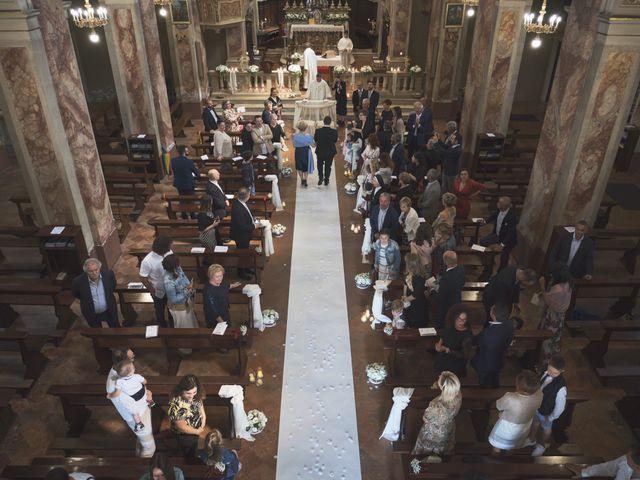 Il matrimonio di Fabrizio e Laura a Erbusco, Brescia 27
