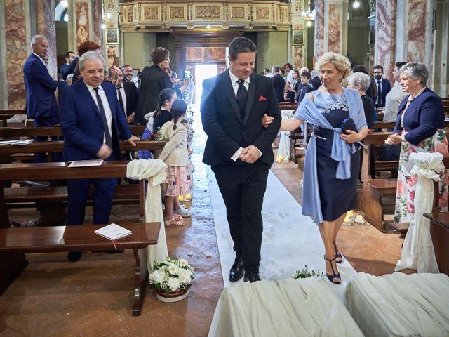 Il matrimonio di Fabrizio e Laura a Erbusco, Brescia 28