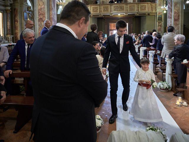 Il matrimonio di Fabrizio e Laura a Erbusco, Brescia 29