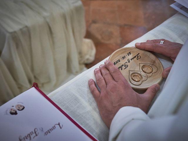 Il matrimonio di Fabrizio e Laura a Erbusco, Brescia 30