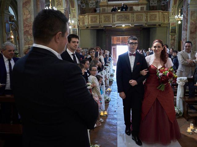 Il matrimonio di Fabrizio e Laura a Erbusco, Brescia 32