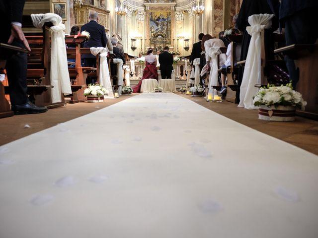 Il matrimonio di Fabrizio e Laura a Erbusco, Brescia 35
