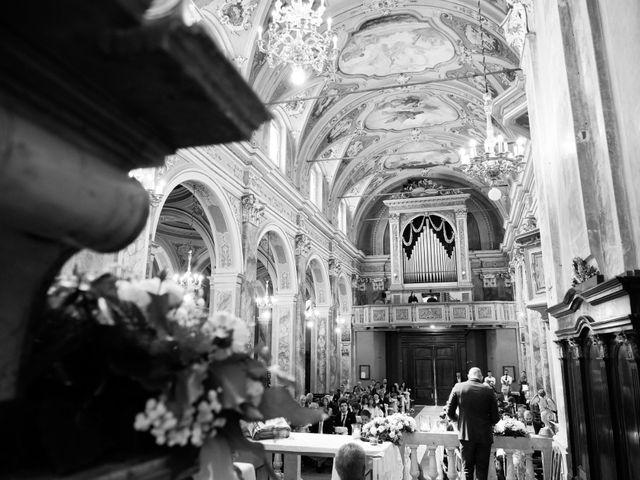 Il matrimonio di Fabrizio e Laura a Erbusco, Brescia 38