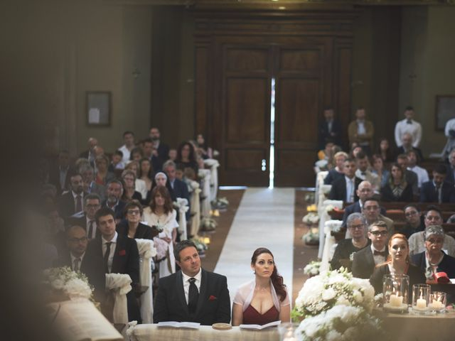 Il matrimonio di Fabrizio e Laura a Erbusco, Brescia 39
