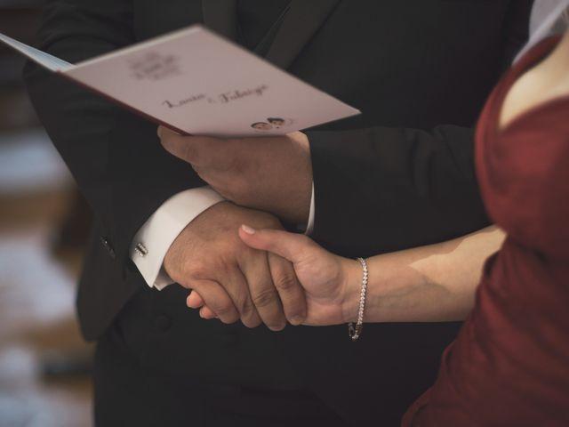 Il matrimonio di Fabrizio e Laura a Erbusco, Brescia 41