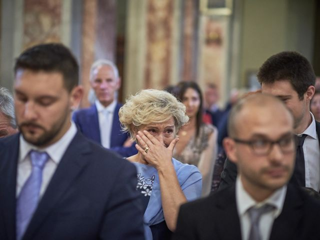Il matrimonio di Fabrizio e Laura a Erbusco, Brescia 43