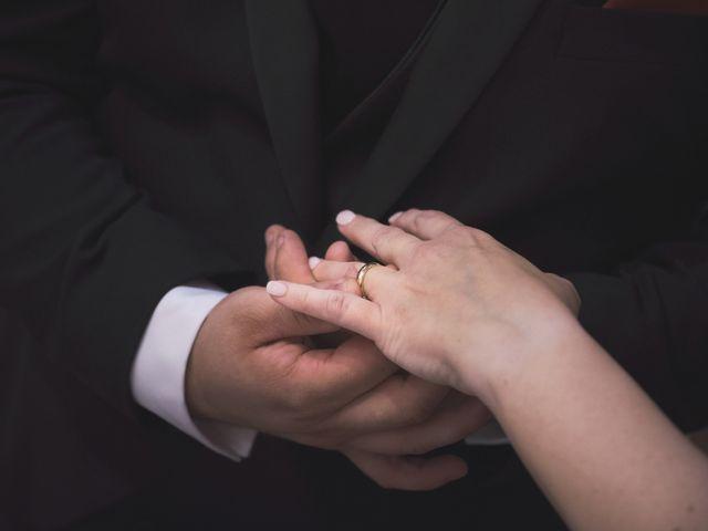 Il matrimonio di Fabrizio e Laura a Erbusco, Brescia 44
