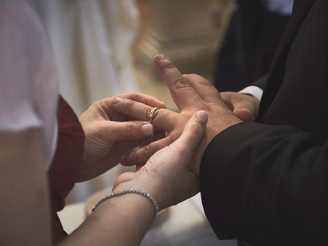 Il matrimonio di Fabrizio e Laura a Erbusco, Brescia 45