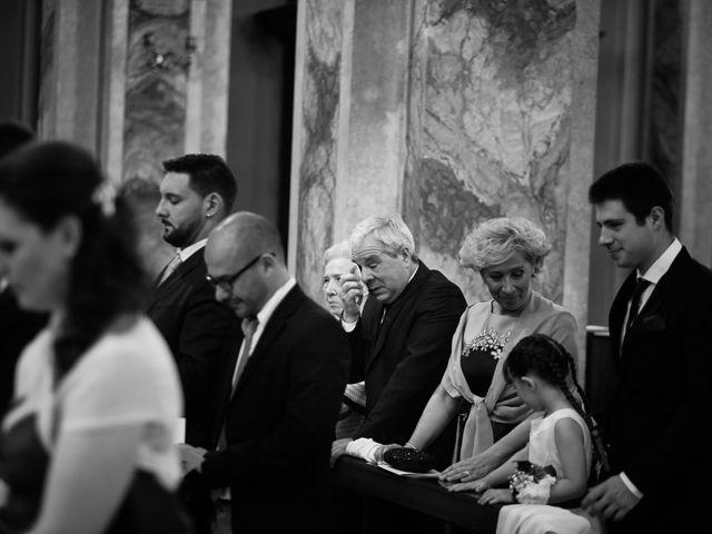 Il matrimonio di Fabrizio e Laura a Erbusco, Brescia 46