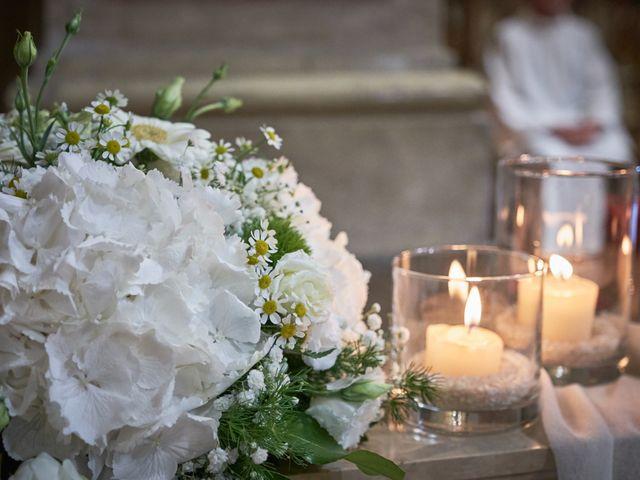 Il matrimonio di Fabrizio e Laura a Erbusco, Brescia 55