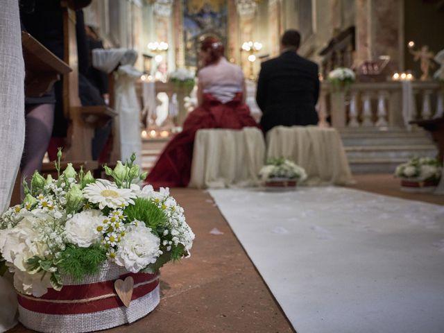 Il matrimonio di Fabrizio e Laura a Erbusco, Brescia 56