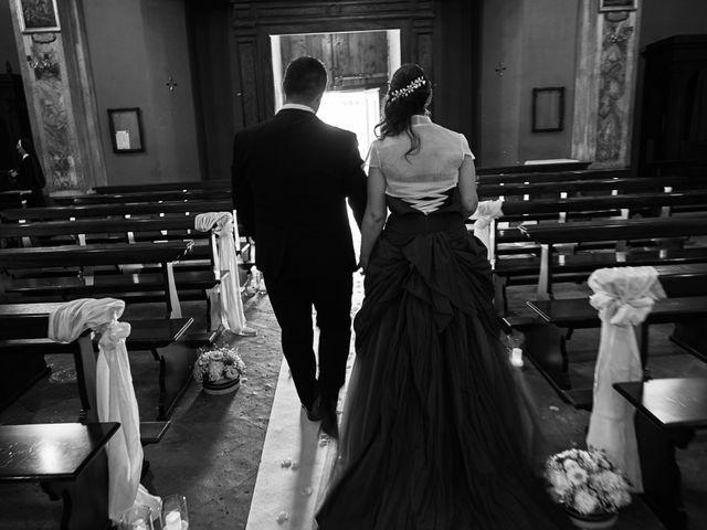 Il matrimonio di Fabrizio e Laura a Erbusco, Brescia 57