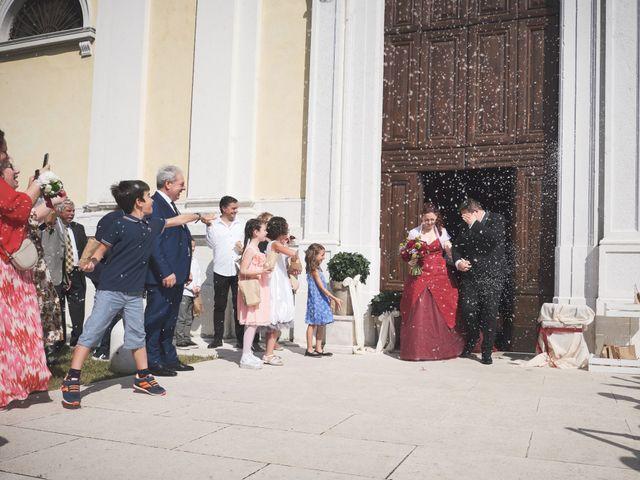 Il matrimonio di Fabrizio e Laura a Erbusco, Brescia 58