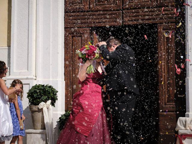 Il matrimonio di Fabrizio e Laura a Erbusco, Brescia 59