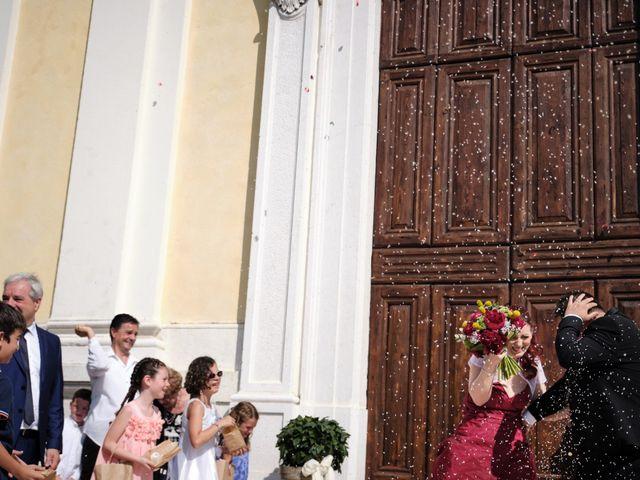 Il matrimonio di Fabrizio e Laura a Erbusco, Brescia 61