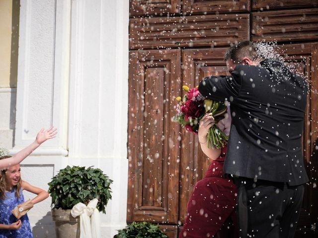 Il matrimonio di Fabrizio e Laura a Erbusco, Brescia 64