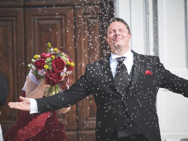 Il matrimonio di Fabrizio e Laura a Erbusco, Brescia 65
