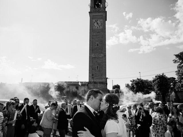 Il matrimonio di Fabrizio e Laura a Erbusco, Brescia 68