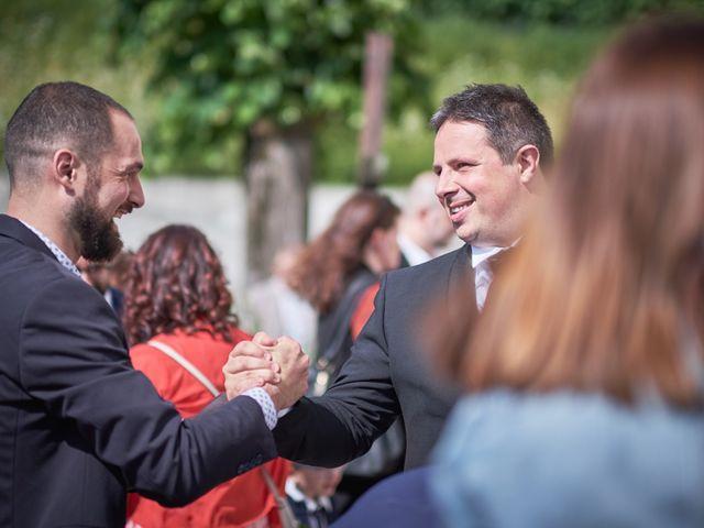 Il matrimonio di Fabrizio e Laura a Erbusco, Brescia 69