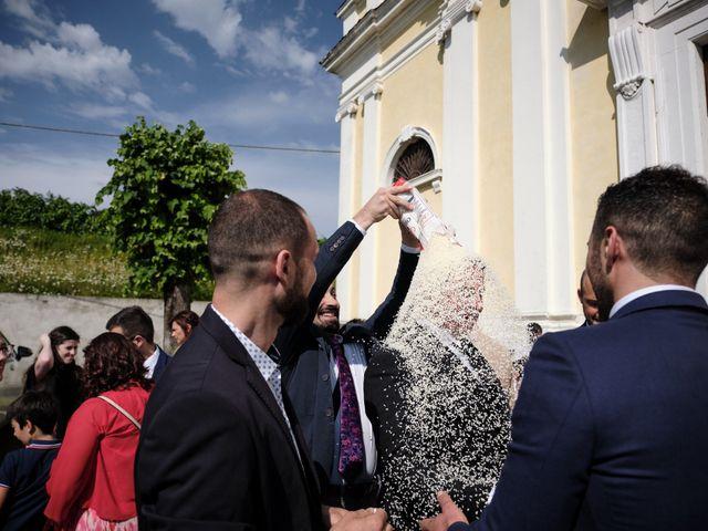 Il matrimonio di Fabrizio e Laura a Erbusco, Brescia 70