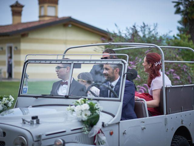 Il matrimonio di Fabrizio e Laura a Erbusco, Brescia 82