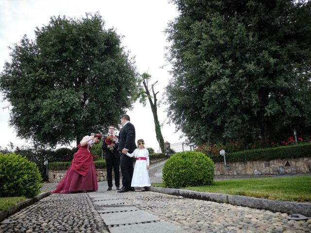 Il matrimonio di Fabrizio e Laura a Erbusco, Brescia 84
