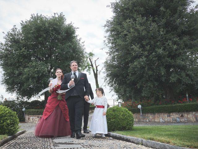 Il matrimonio di Fabrizio e Laura a Erbusco, Brescia 86