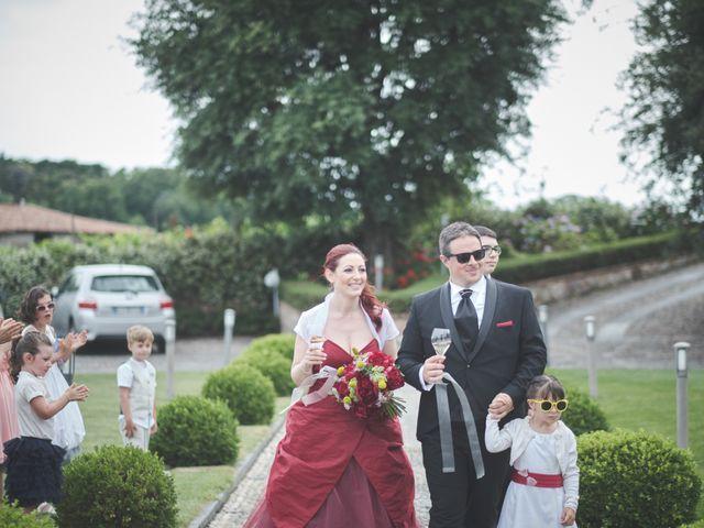 Il matrimonio di Fabrizio e Laura a Erbusco, Brescia 88