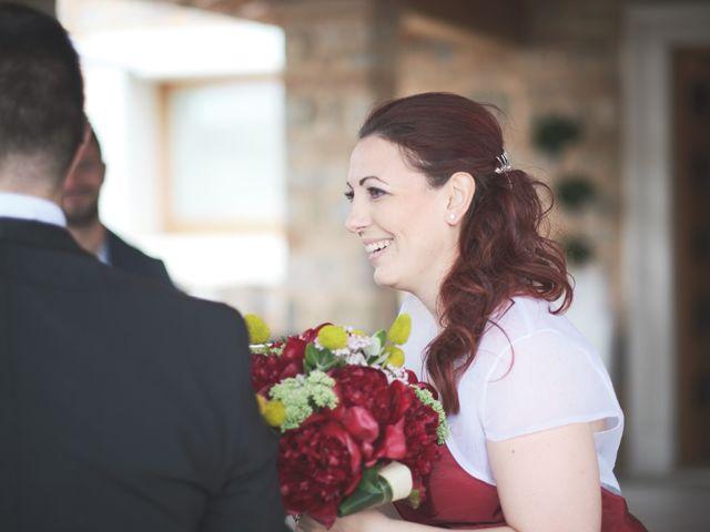Il matrimonio di Fabrizio e Laura a Erbusco, Brescia 90