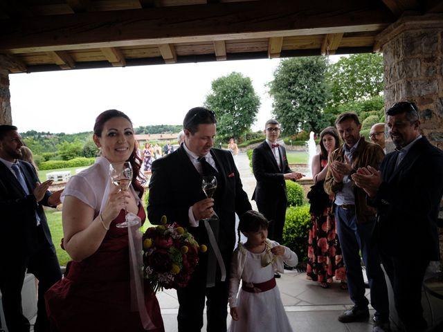 Il matrimonio di Fabrizio e Laura a Erbusco, Brescia 91