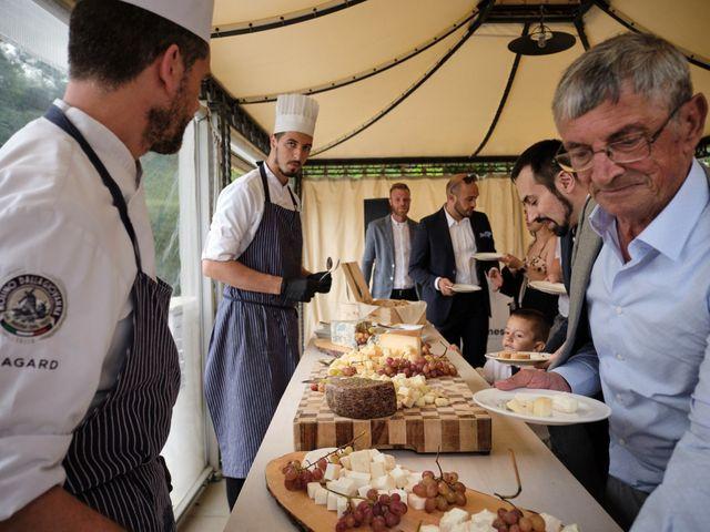 Il matrimonio di Fabrizio e Laura a Erbusco, Brescia 92