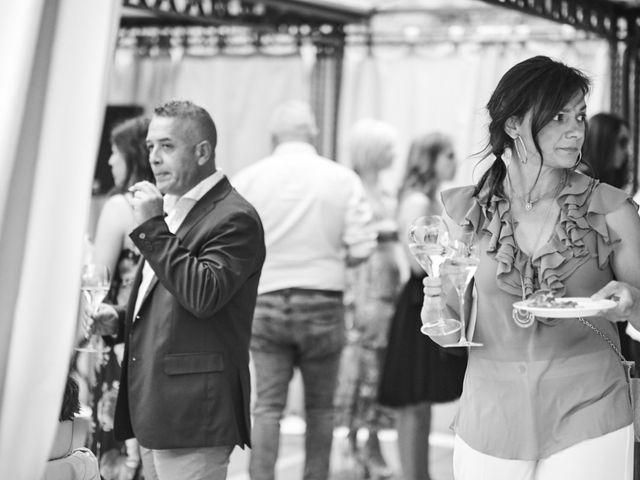Il matrimonio di Fabrizio e Laura a Erbusco, Brescia 95