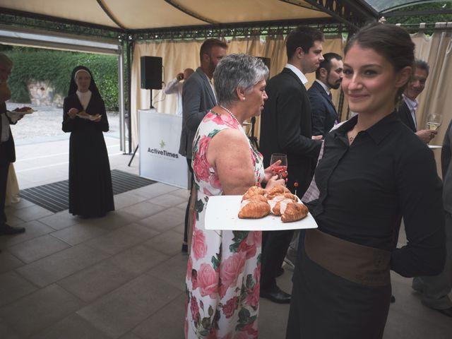 Il matrimonio di Fabrizio e Laura a Erbusco, Brescia 99