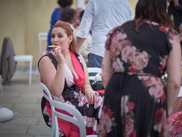 Il matrimonio di Fabrizio e Laura a Erbusco, Brescia 102