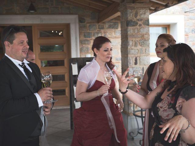 Il matrimonio di Fabrizio e Laura a Erbusco, Brescia 103