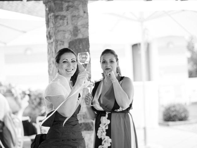 Il matrimonio di Fabrizio e Laura a Erbusco, Brescia 107