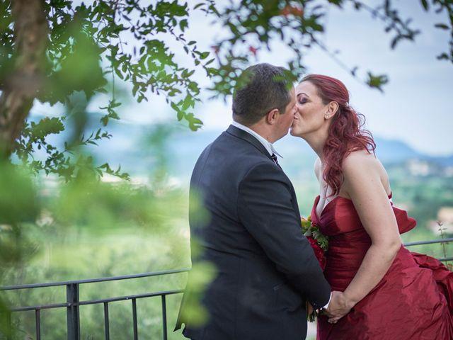Il matrimonio di Fabrizio e Laura a Erbusco, Brescia 112