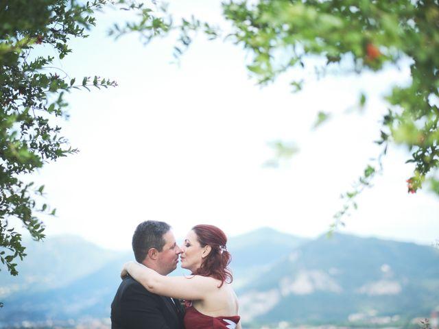 Il matrimonio di Fabrizio e Laura a Erbusco, Brescia 113