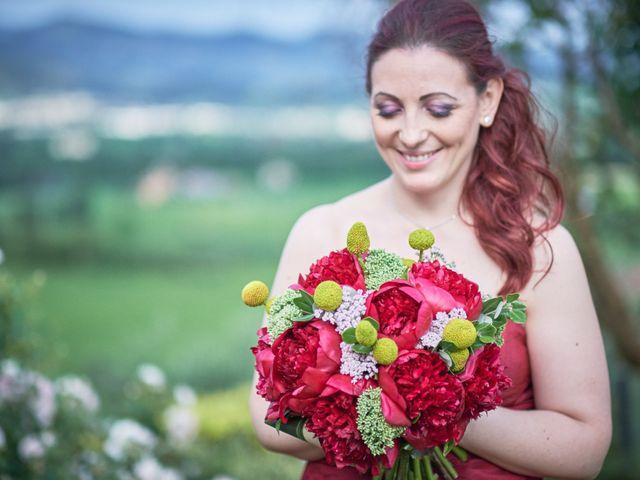 Il matrimonio di Fabrizio e Laura a Erbusco, Brescia 115