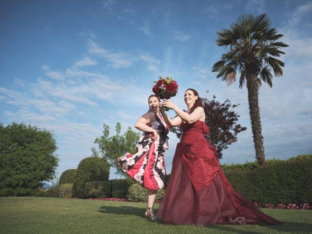 Il matrimonio di Fabrizio e Laura a Erbusco, Brescia 122
